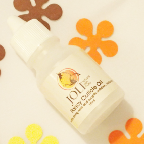 joli, fancy cuticle oil