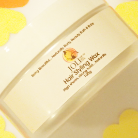 joli, hair styling wax
