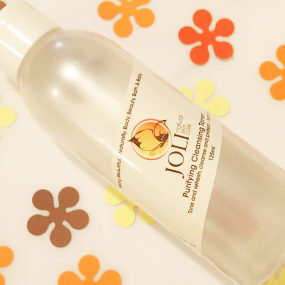 joli, purifying cleansing toner
