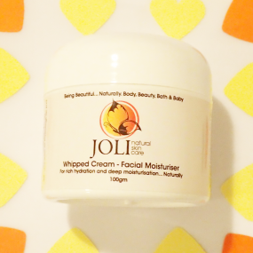 joli, whipped cream moisturiser
