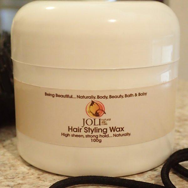 hair styling wax
